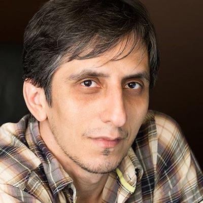 احسان رفسنجانی طراح و گرافیست