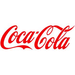 طراحی لوگو تایپ کوکاکولا