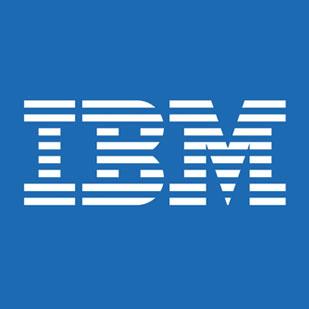 طراحی لوگو مونوگرام IBM